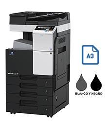 Impresora multifuncional konica minolta modelo bizhub 227 en Iberica de duplicadoras