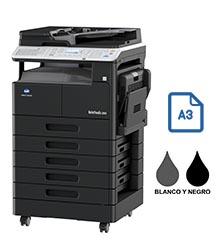 Impresora multifuncional konica minolta modelo bizhub 266 en Iberica de duplicadoras