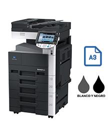 Impresora multifuncional konica minolta modelo bizhub 283 en Iberica de duplicadoras