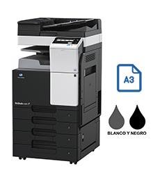 Impresora multifuncional konica minolta modelo bizhub 287 en Iberica de duplicadoras