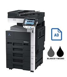 Impresora multifuncional konica minolta modelo bizhub 423 en Iberica de duplicadoras