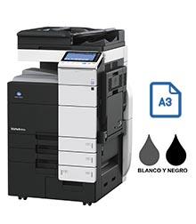 Impresora multifuncional konica minolta modelo bizhub 654e en Iberica de duplicadoras