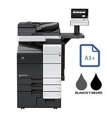 Impresora multifuncional konica minolta modelo bizhub 958 en Iberica de duplicadoras