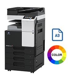 Impresora multifuncional konica minolta modelo bizhub c287 en Iberica de duplicadoras