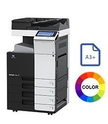 Impresora multifuncional konica minolta modelo bizhub c224 en Iberica de duplicadoras