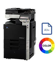 Impresora multifuncional konica minolta modelo bizhub c360 en Iberica de duplicadoras
