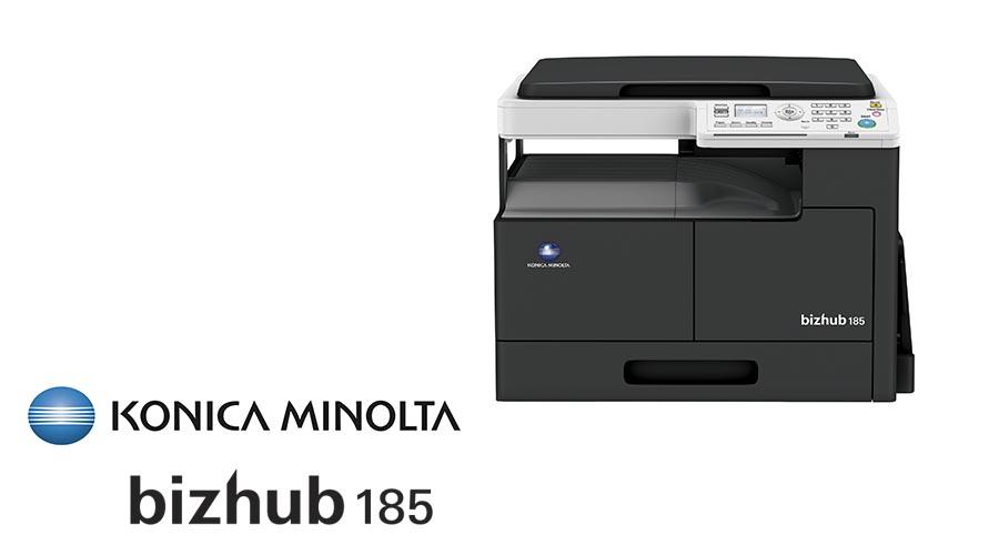 Impresora multifunción Konica Minolta Bithub 187. Distribuidor oficial de Konica Minolta en la Comunidad de Madrid, Ibérica de Duplicadoras