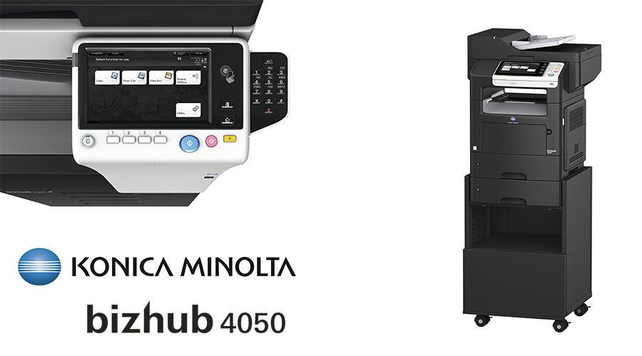 Konica Minolta Bizhub 4050 MFP PCL6 Drivers for Mac